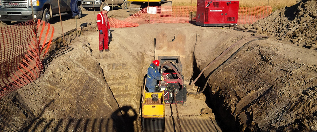 Trenchless Pipe Replacement Specialists